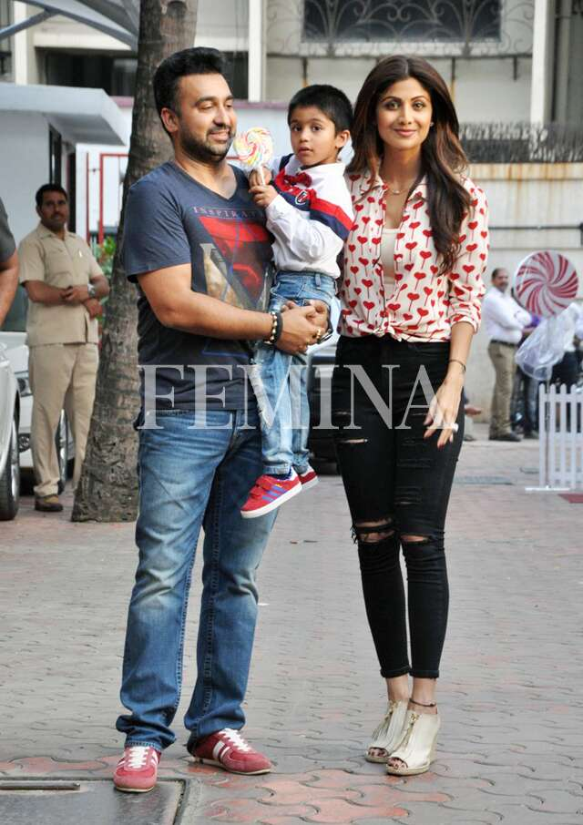 Shilpa Shetty's son Viaan will get to watch TV finally