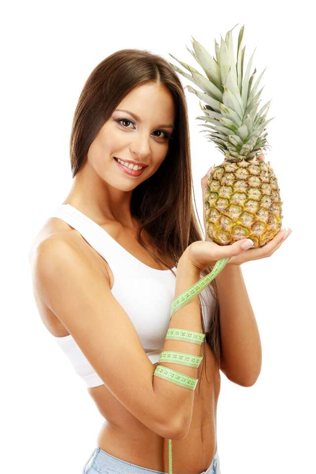 How pineapple can help you burn fat