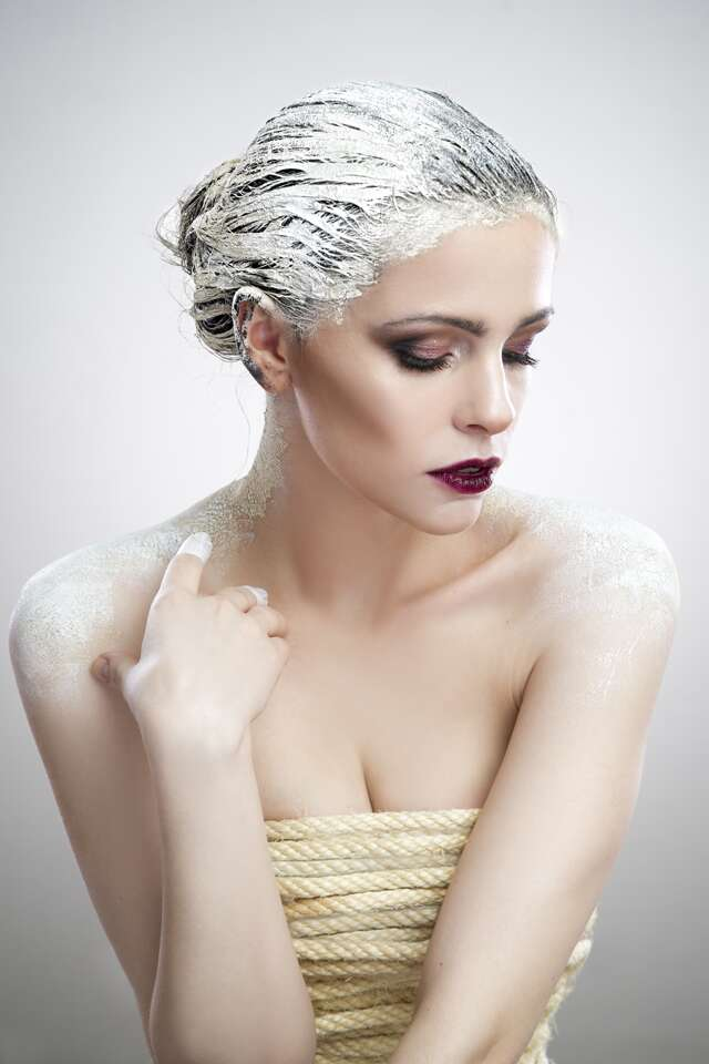 coconut oil-based hair masks