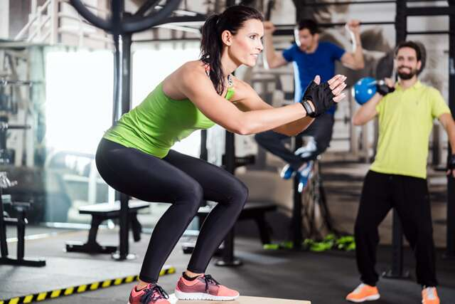 3 hot workouts personal trainers swear by