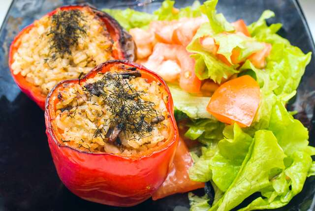 3 comforting stuffed vegetable recipes for dinner