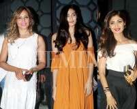 Bipasha, Shilpa celebrates publicist friend's birthday