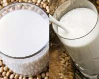 Soy milk or cow's milk: what's better for you?