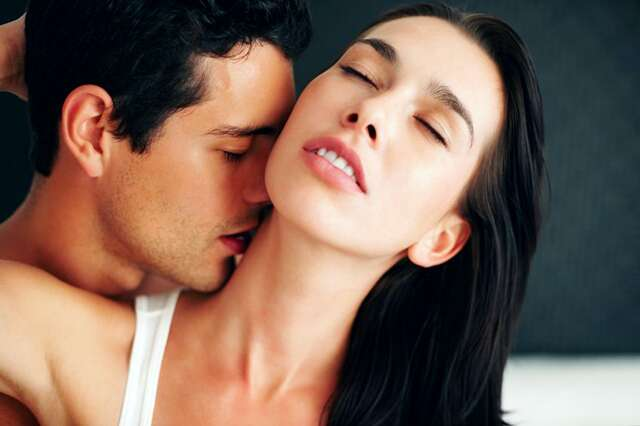 5 erogenous zones in your body to lead him to
