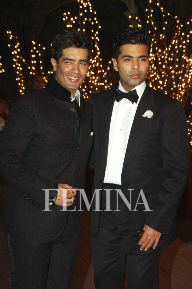 Manish Malhotras 50th birthday bash