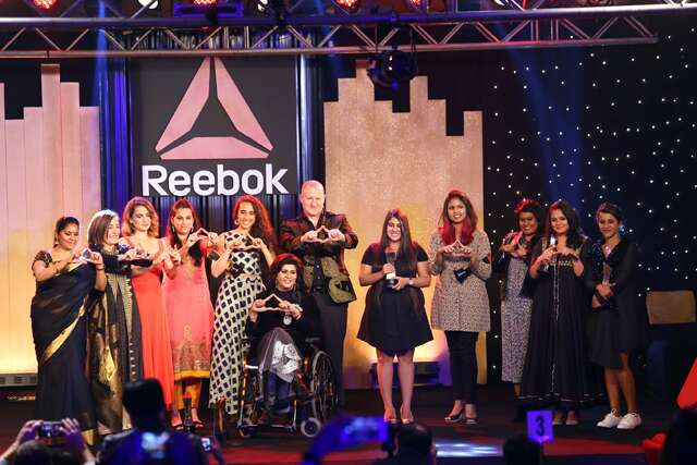 Reebok Fight to Fit awards 2016