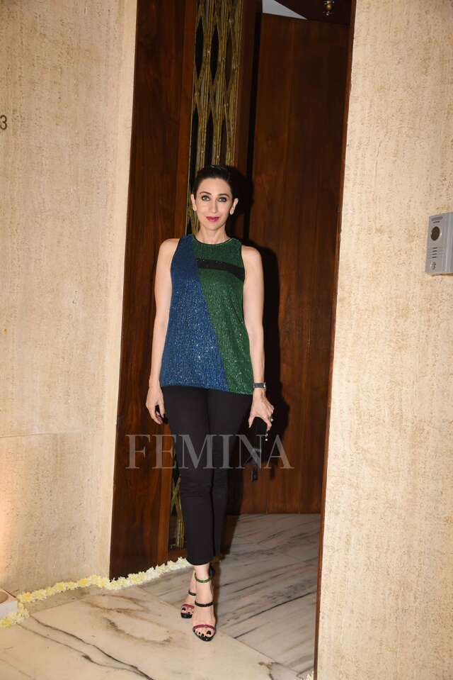 Manish Malhotra's midnight 50th birthday bash