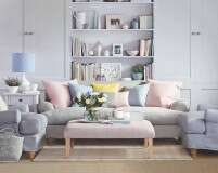 Can you use pastels to restyle your home?