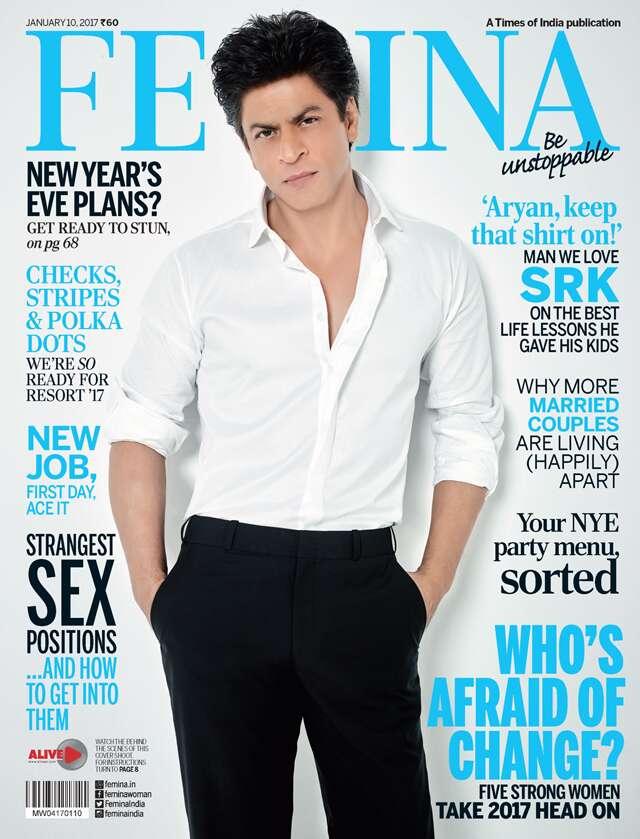 Femina SRK Cover