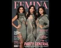 Yamaha Fascino Miss Divas 2016 slay on the cover of Femina