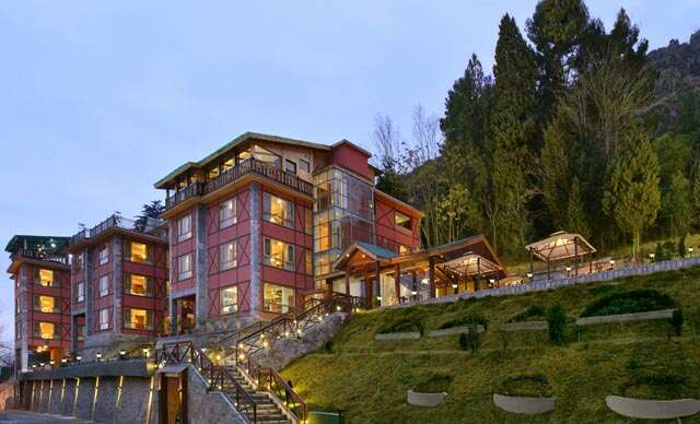 The best stays in Kashmir