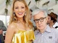 Blake Lively calls Woody Allen 'empowering'