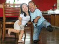 Know all about world's shortest couple
