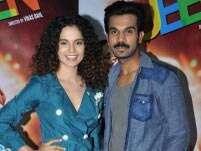 Rajkummar Rao to romance Kangana Ranaut for the second time