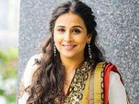 Vidya Balan's tough shooting schedule in Jharkhand