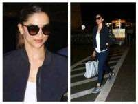 Deepika Padukone's airport style is the new cool