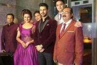 Newlyweds Divyanka Tripathi, Vivek Dahiya are stunning at Mumbai reception