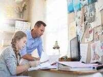 Study links job problems to parenting