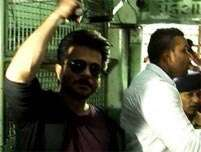 Anil Kapoor travels in local train for '24: Season 2'