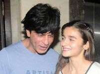 SRK goes on a secret meeting with Alia Bhatt