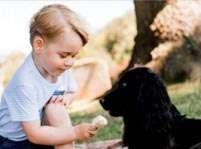 Watch: Adorable pictures of Prince George as he turns 3