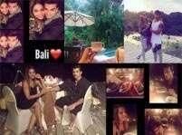 Bipasha Basu-Karan Singh's romantic Bali vacation