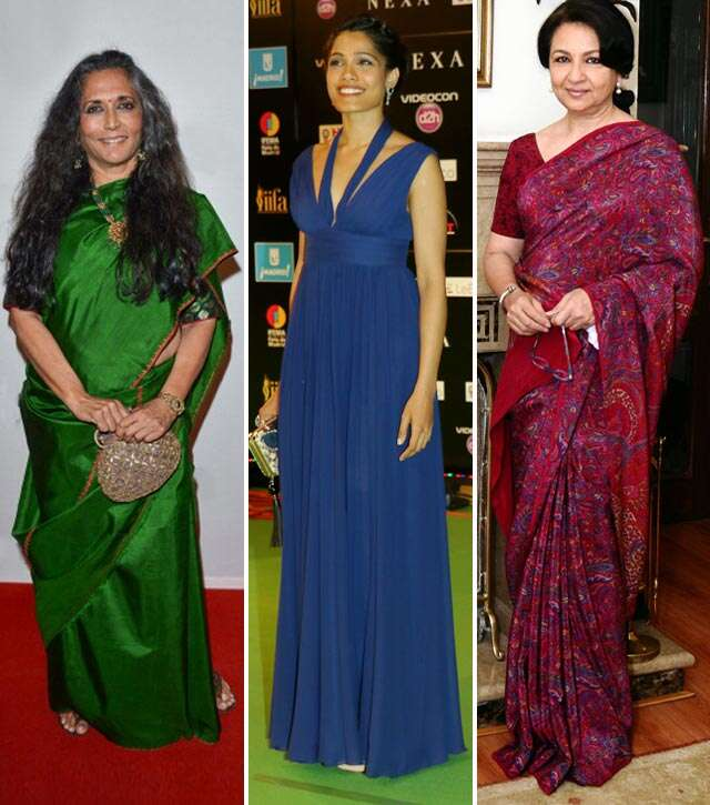 Freida, Sharmila, Deepa invited to join the Academy
