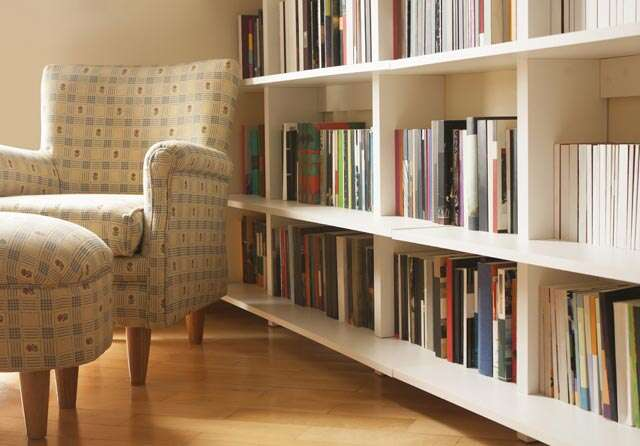 How to create you very own home library