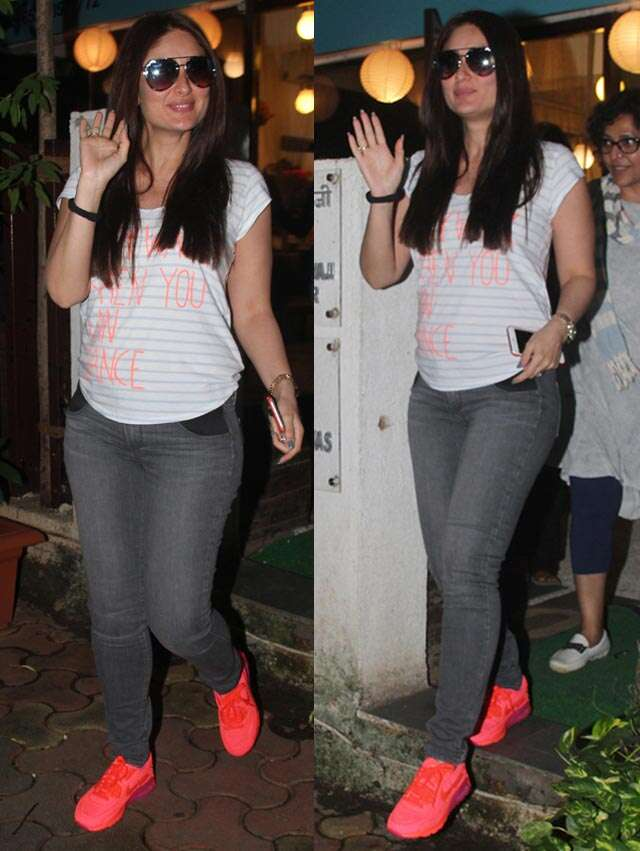 Kareena Kapoor Khan has got the glow