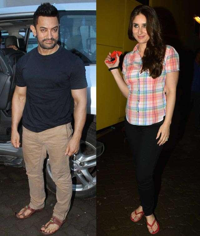 Aamir congratulates Kareena on her pregnancy