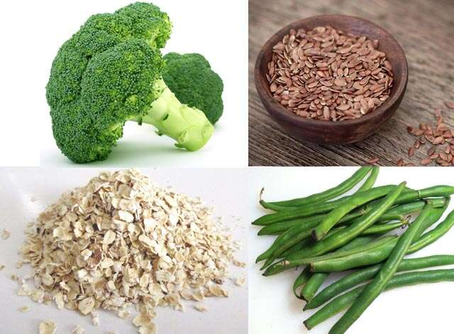 4 fibre-rich foods for a healthy life