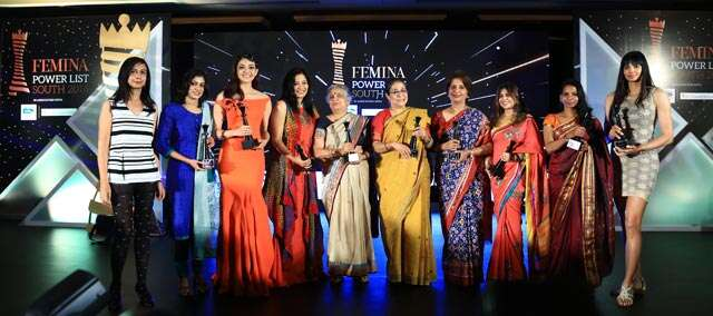South India's Powerful Women Achievers