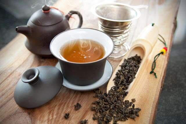 5 important health benefits of drinking oolong tea