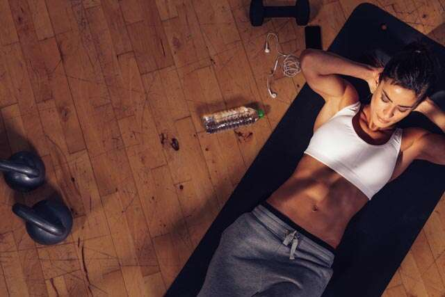Tips to recover after an intense workout