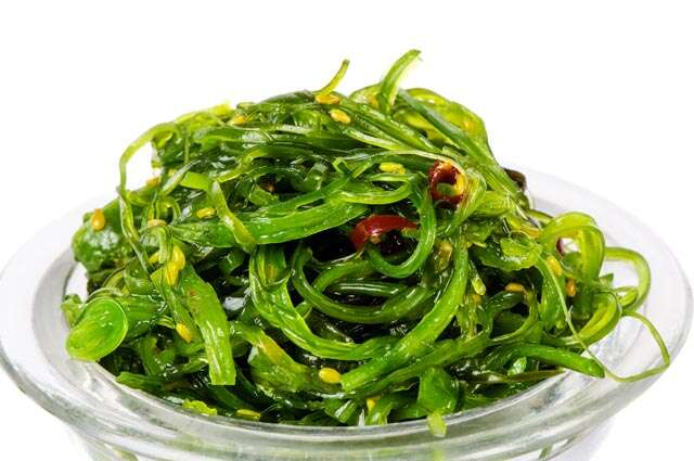 Health and weight loss benefits of seaweed