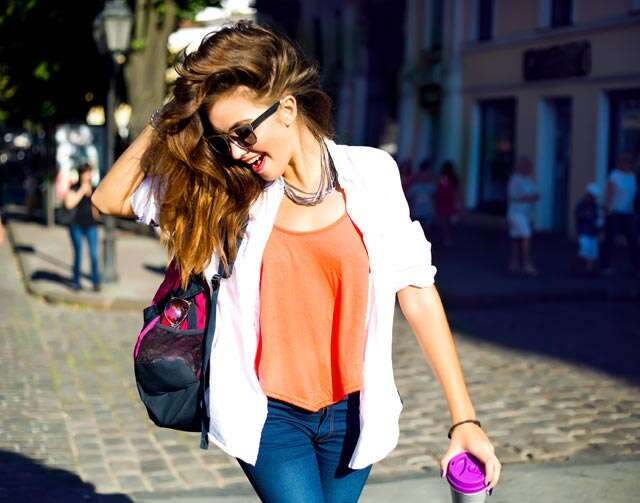 How to pack for an all-girls' vacay