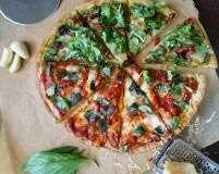 3 healthy pizza recipes