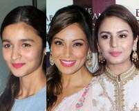 Bipasha Basu and Alia Bhatt look gorgeous in pink lips