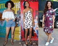 Monsoon style ideas from Kangana Ranaut and other celebs