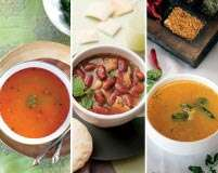 3 wholesome lentil soups to begin your week