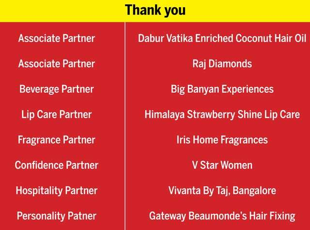 Femina awards Partners