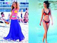 Colour up your swimsuit