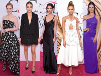 The best fashion moments of CFDA Fashion Award