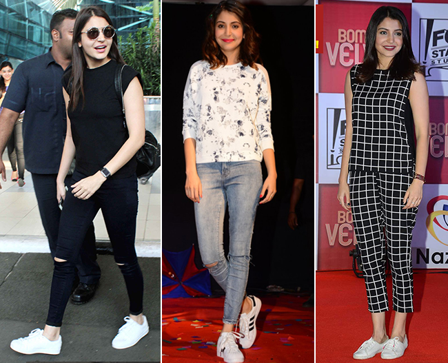 white sneakers worn by celebrities
