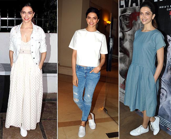 white shoes celebrities wear