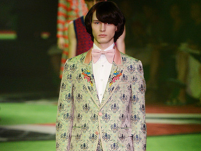 In Pics: Gucci Spring Summer 2016 Menswear
