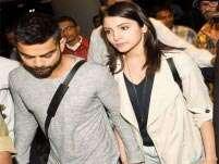 Anushka Sharma takes out time to spend with Virat Kohli