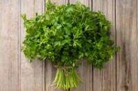 Parsley, dill can save you from cancer