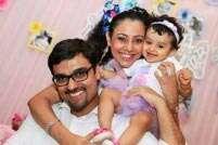 Geet actress Karishma Randhawa gives to a baby boy