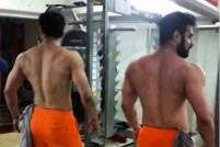 Karan Patel's gym trainer is more strict than his principal